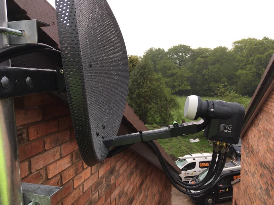 Aerial Installation Worcestershire
