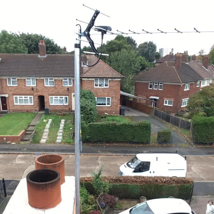 Reliable Aerial Installation Worcestershire and South Birmingham